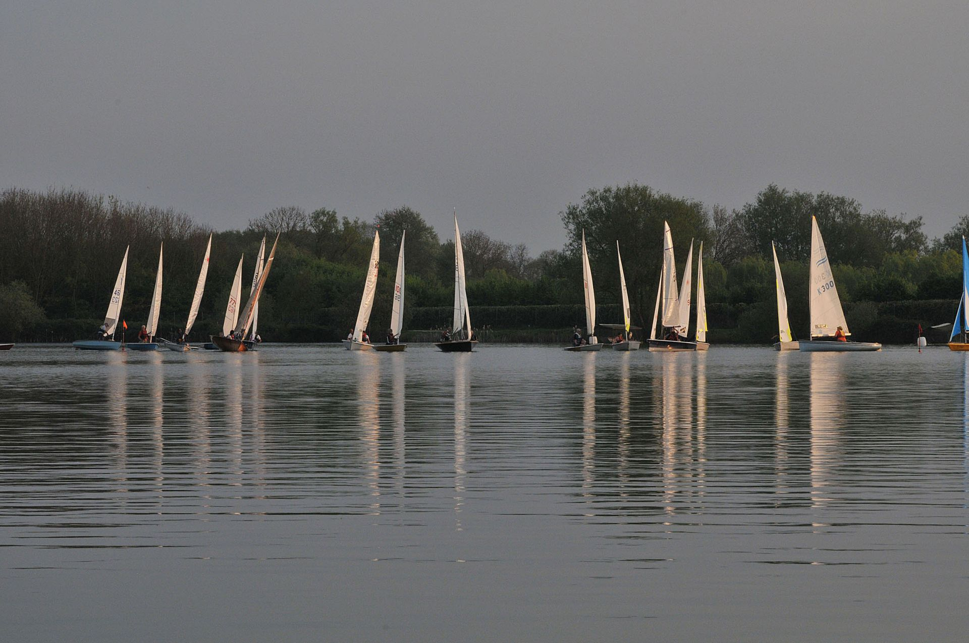 Sailing at Whitefriars